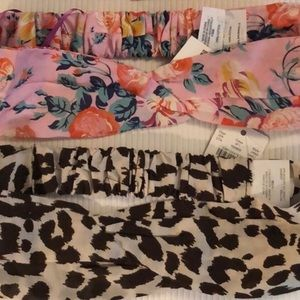 J.Crew Headbands - Set of Two incl. Liberty Print